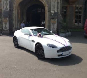 Aston Martin Vantage Hire  in UK