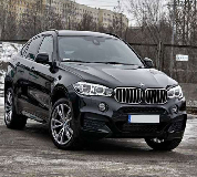BMW X6 Hire in UK