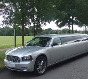Dodge Charger Limo in UK