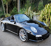 Porsche Carrera S Convertible Hire in London