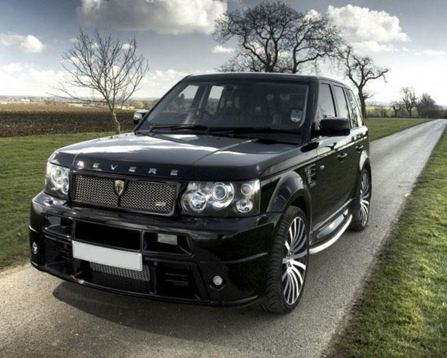 Revere Range Rover Hire